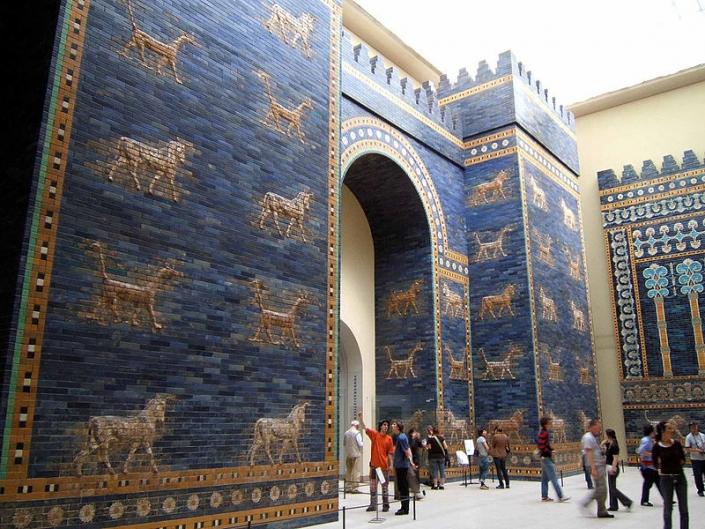 Ishtar Babilonia Pergamonmuseum