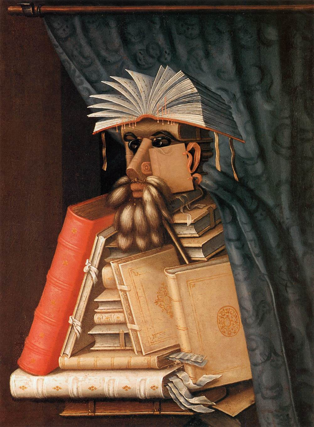 arcimboldo arte renacimiento pintura historia