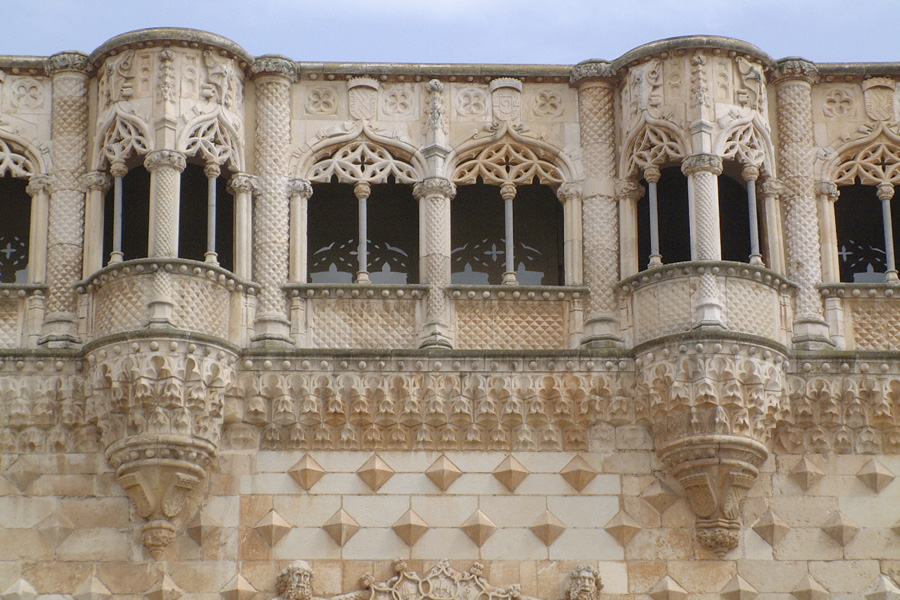 palacio infantado arquitectura
