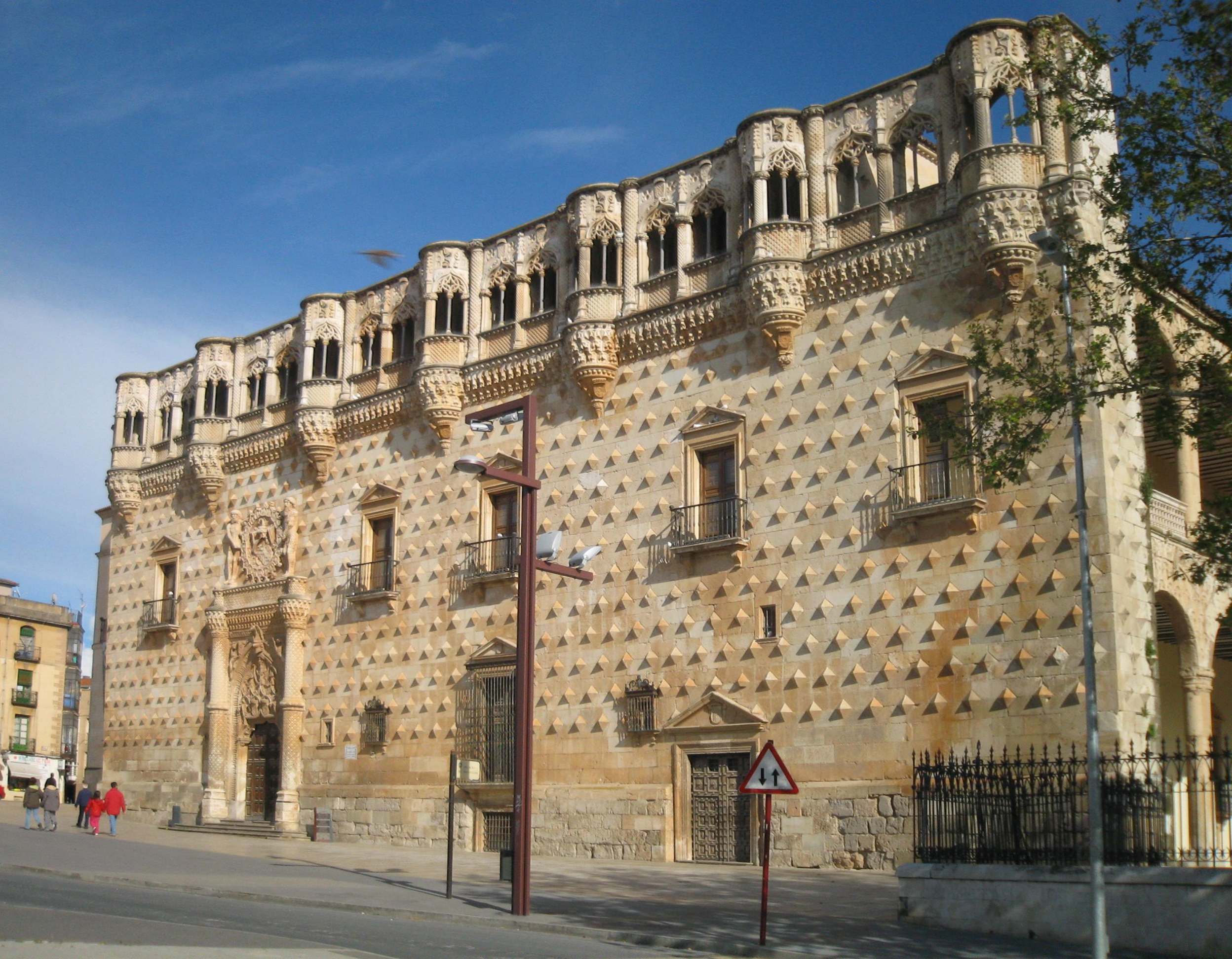 arquitectura españa guadalajara arte