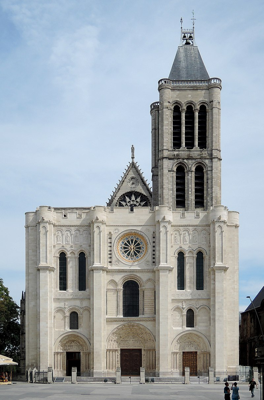 gotico parís francia arquitectura