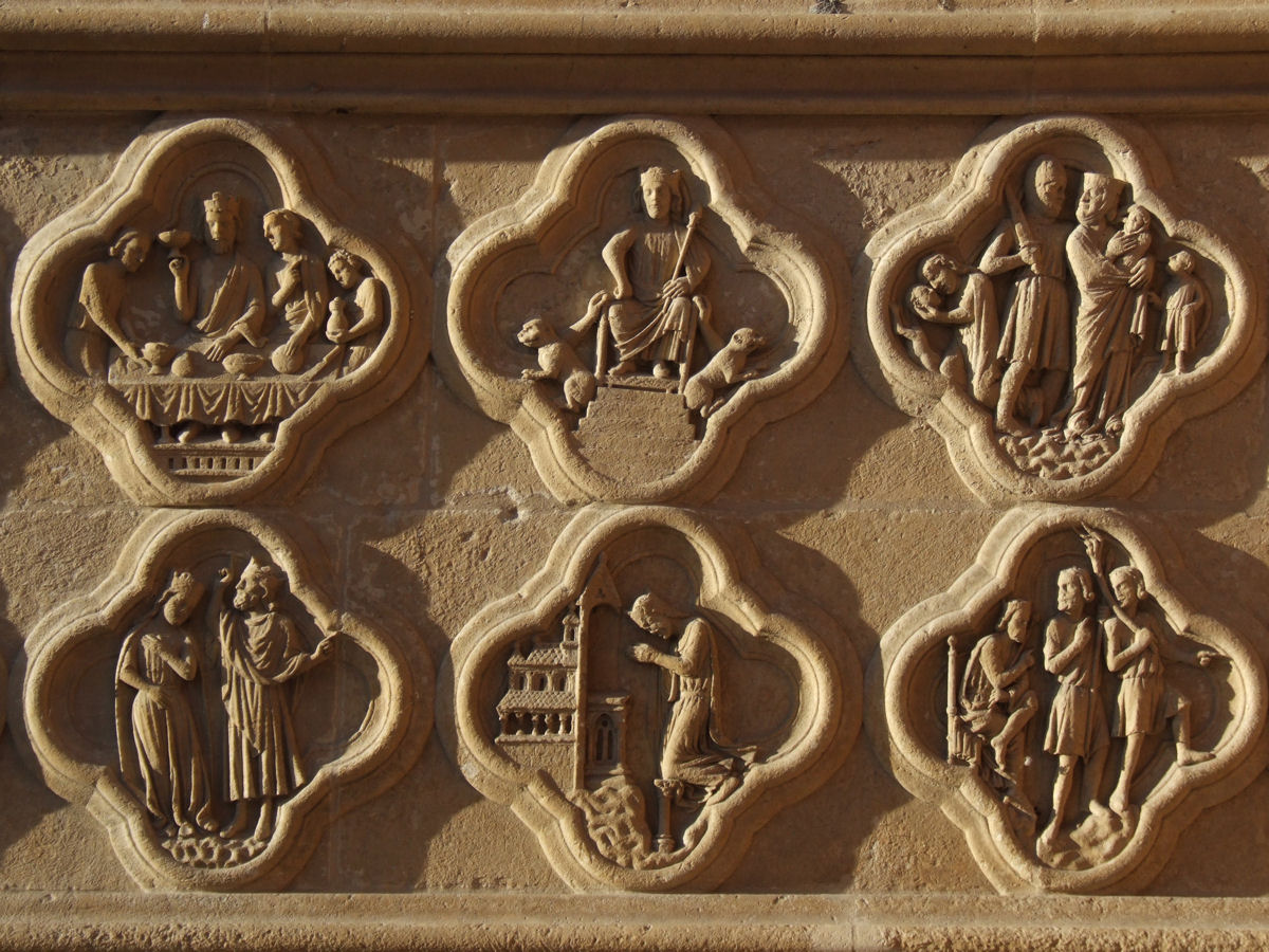 relieve medieval