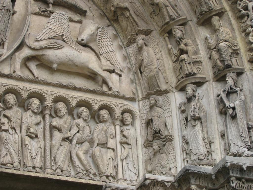 escultura catedral arte