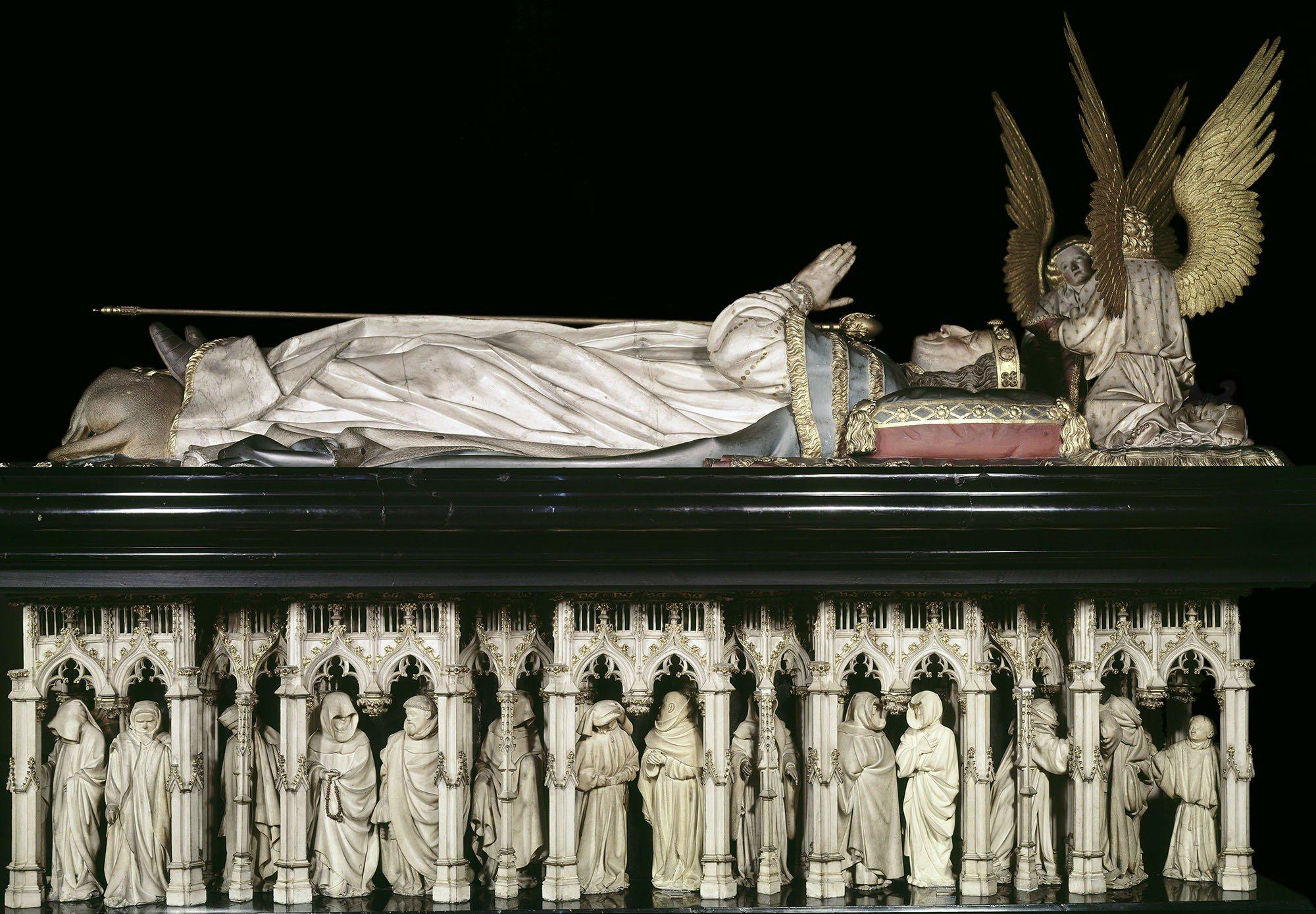 sepulcro francia arte