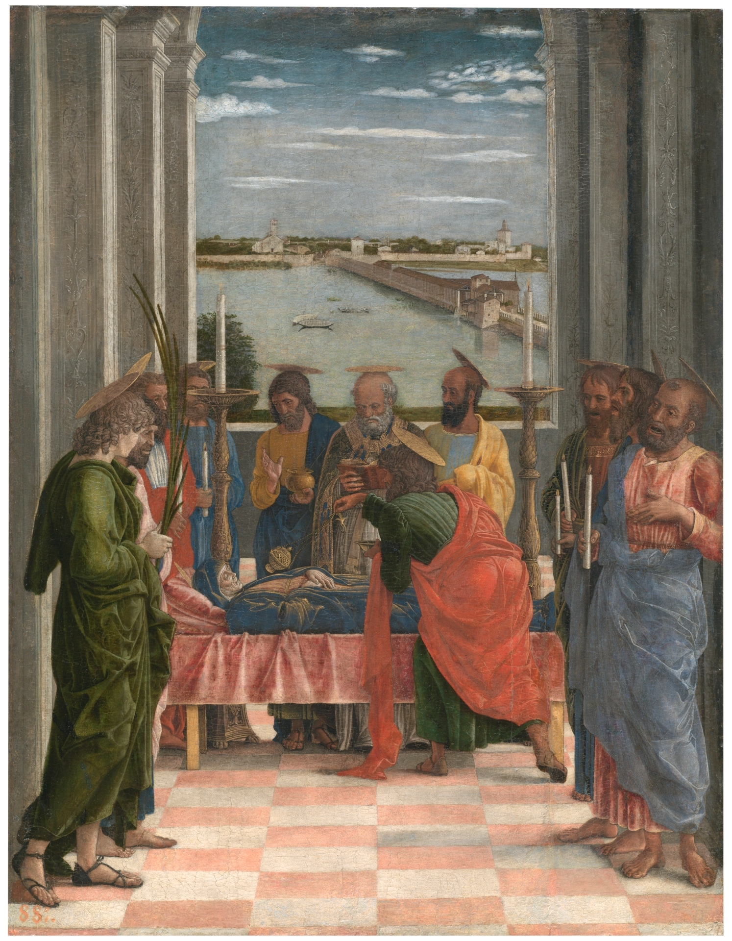 Andrea Mantegna Museo Prado