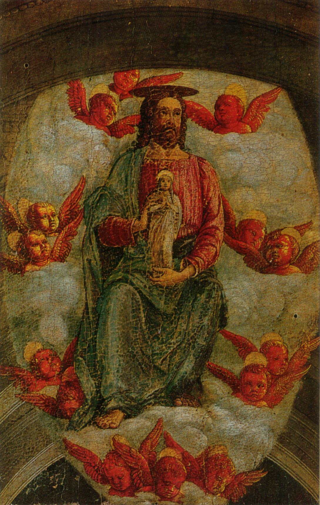 Mantegna cristo Ferrara