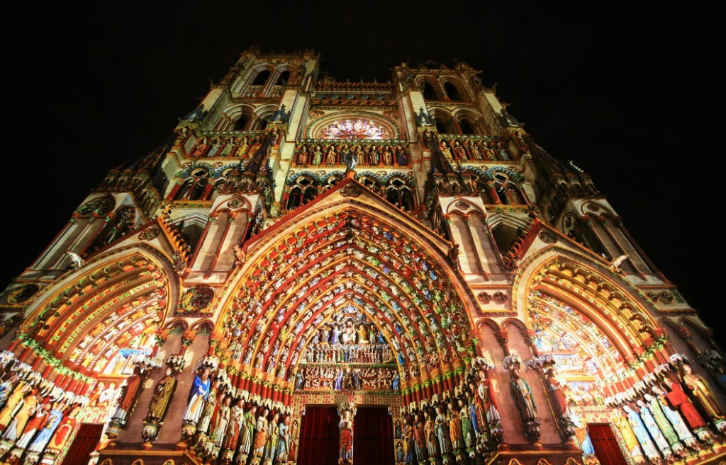 catedral amiens arte