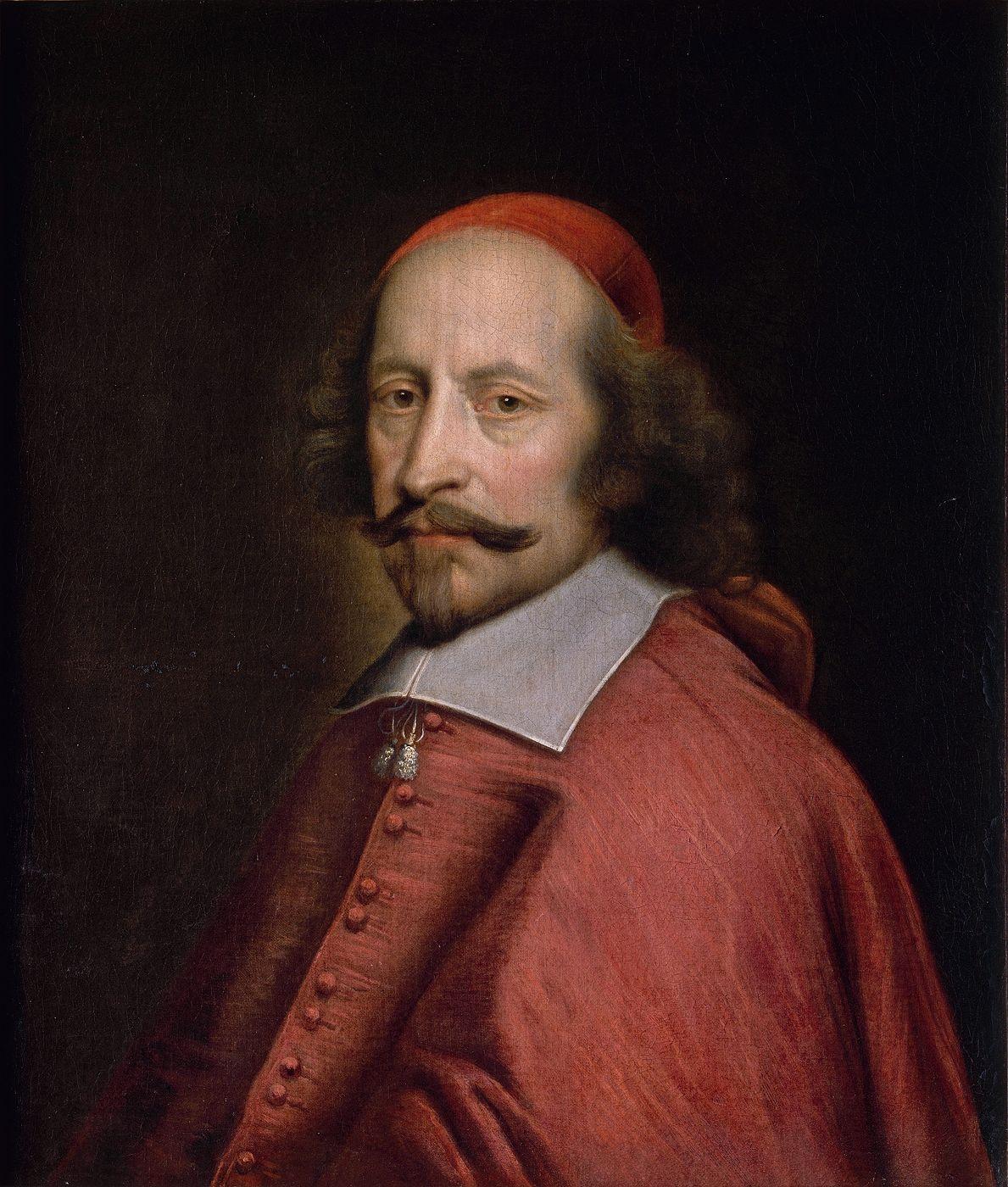 Mazarino cardenal politica