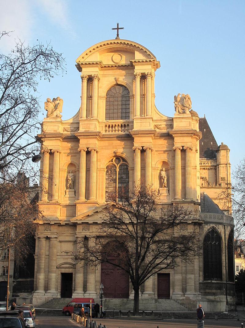 clasicismo iglesia arquitectura