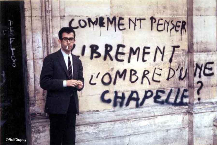 revolución arte fotografía grafitti