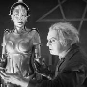 metropolis ciencia-ficción arte