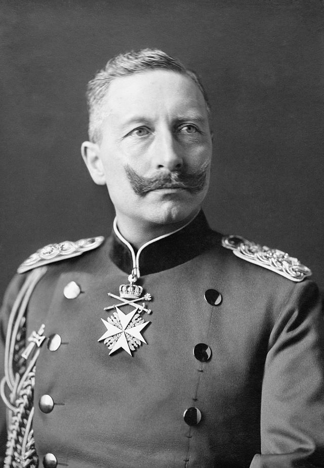 historia kaiser guillermo alemania