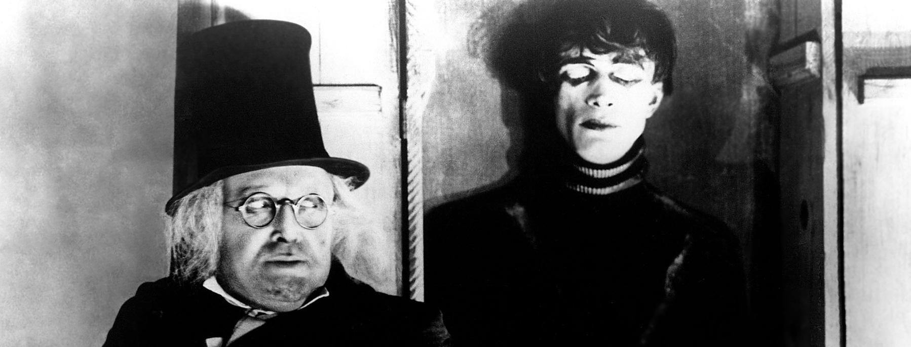 Caligari cine mudo
