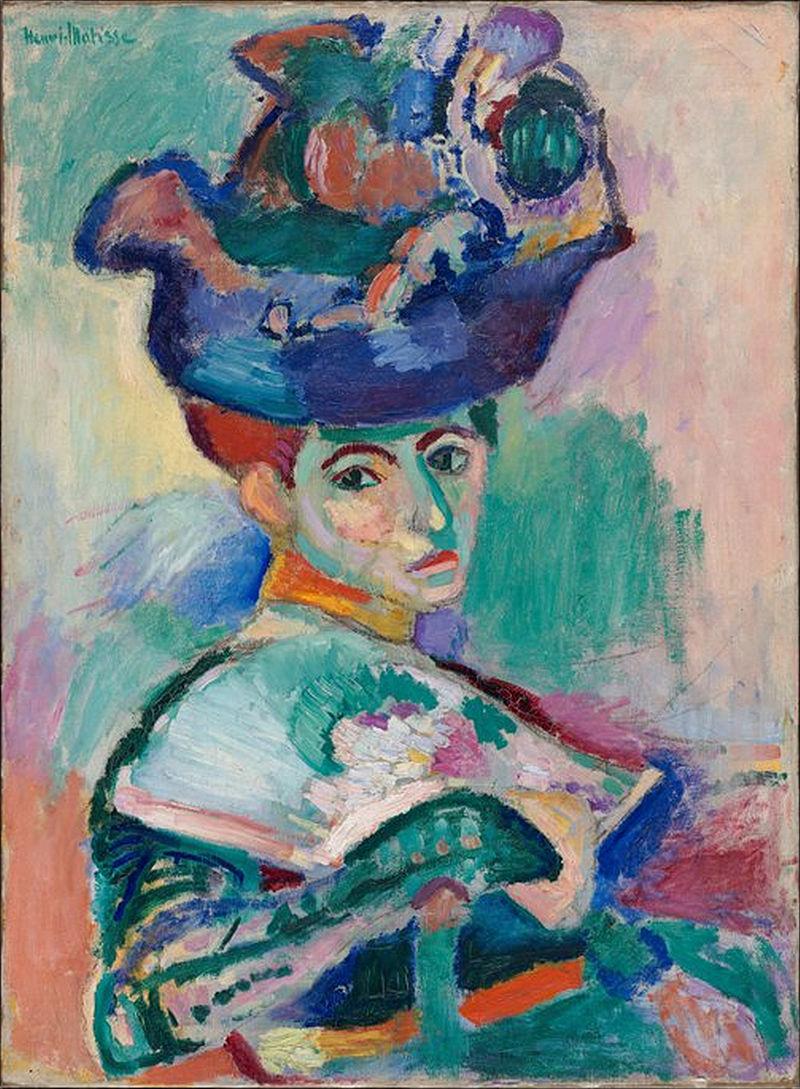 fauvismo francia pintura