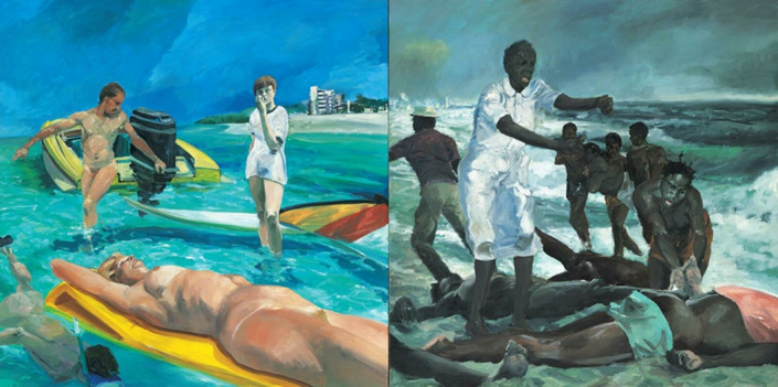 arte+pintura+fischl+injusticia+artecontemporáneo