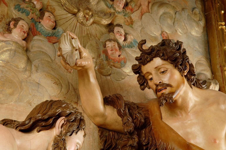 escultura barroco arte