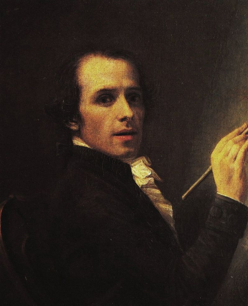 Antonio Canova Florencia Uffizi