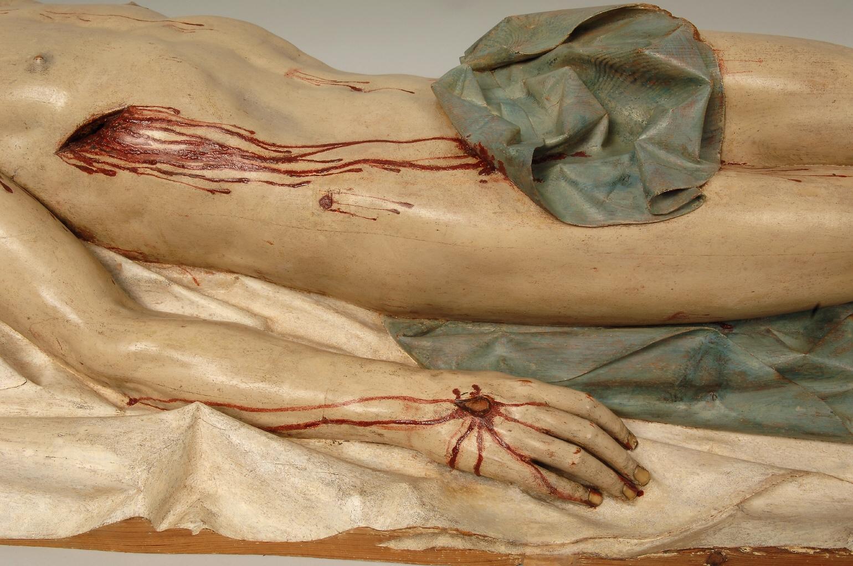 escultura barroco religión