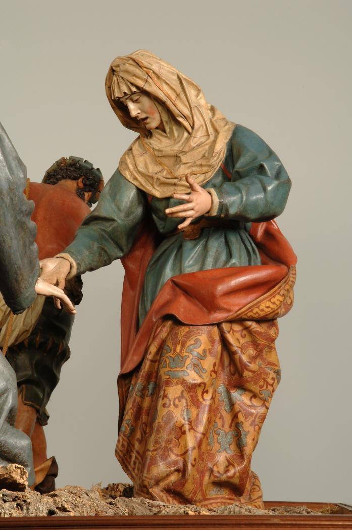 Veronica escultura barroca