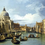 Canaletto Venecia veduta