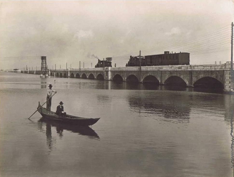 Fotografia puente venecia