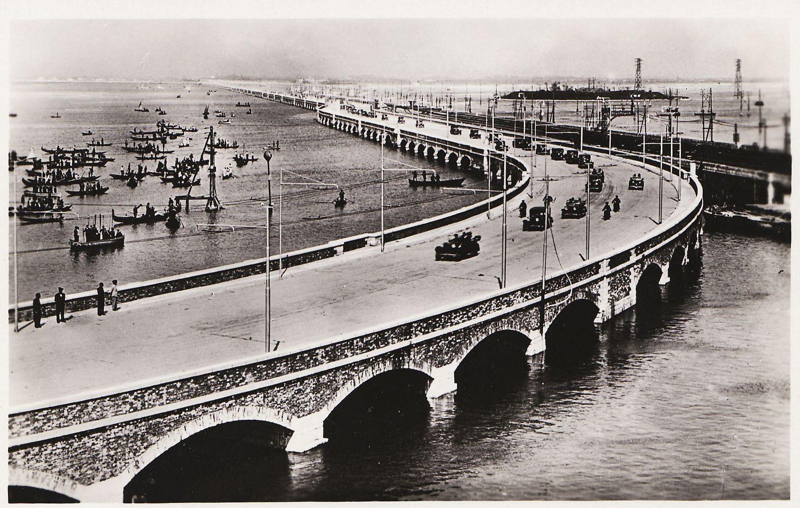 puente venetto Mussolini