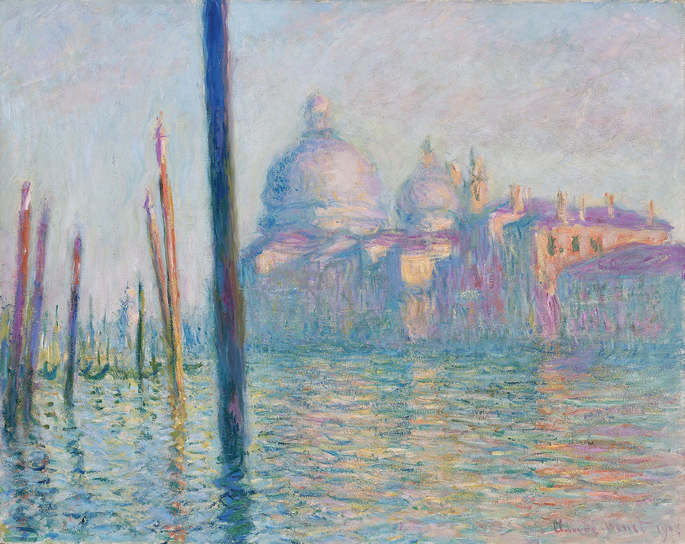 Claude Monet impresionismo