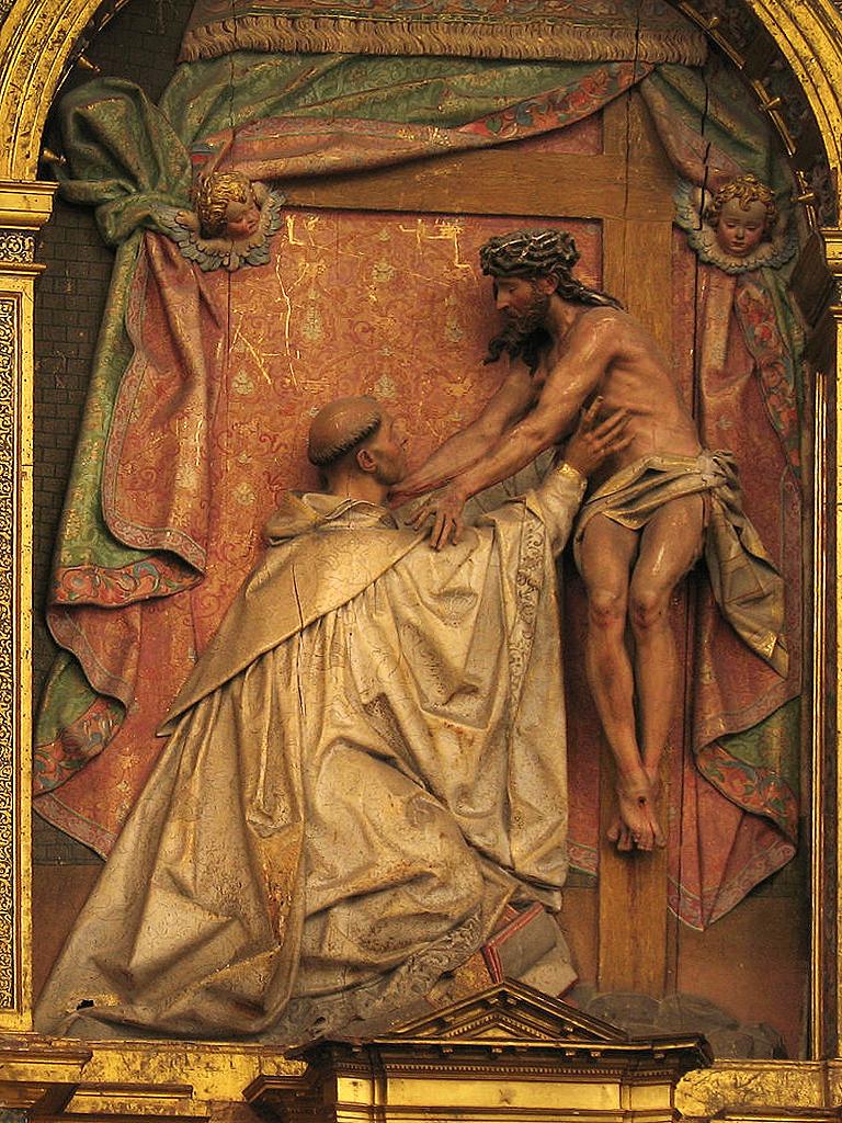 San Bernardo religión barroco