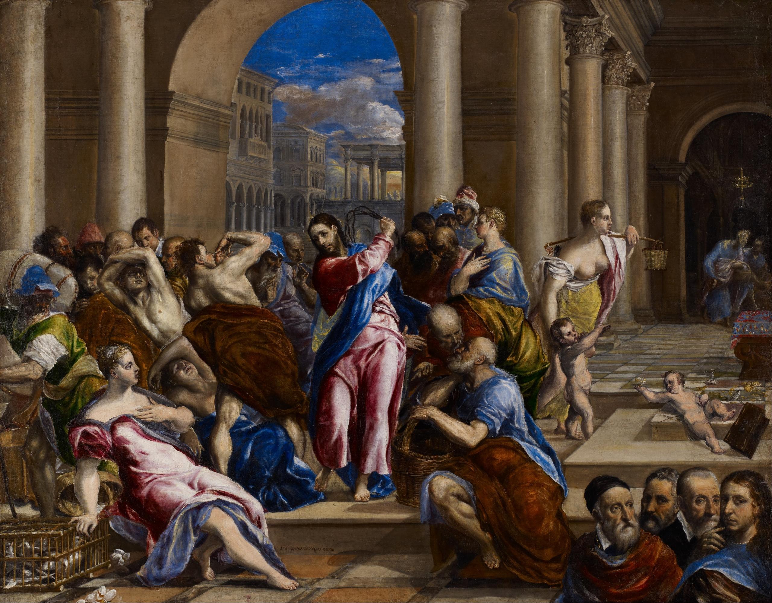 Greco pintor manierismo