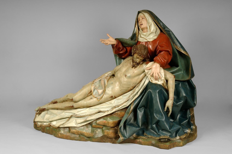 Virgen María Jesús catolico