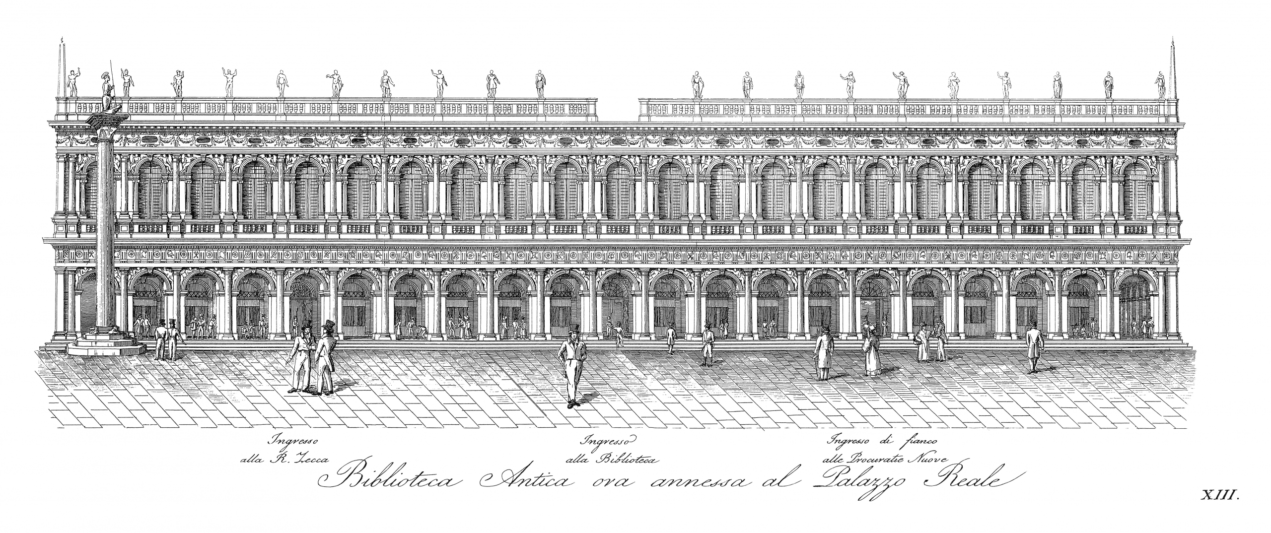 Biblioteca Marciana Sansovino