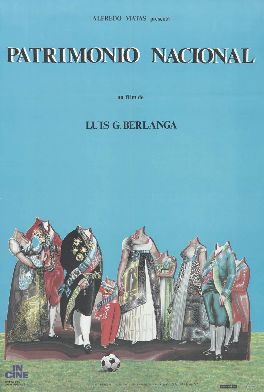 Patrimonio Nacional Legineche Berlanga