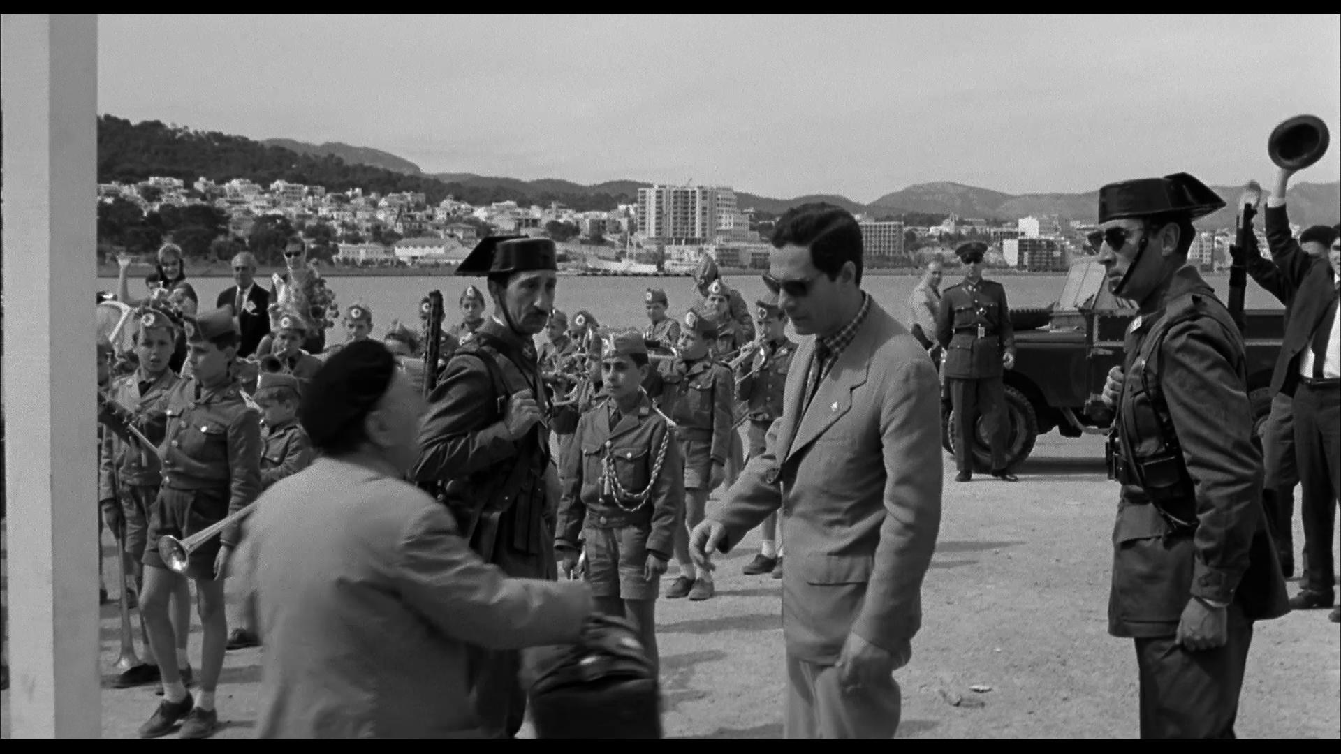 Mostra Venecia verdugo censura franquismo Mallorca