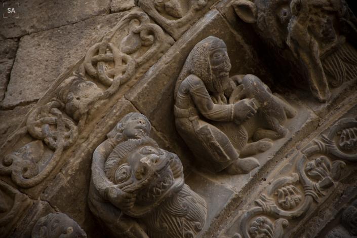 religión escultura