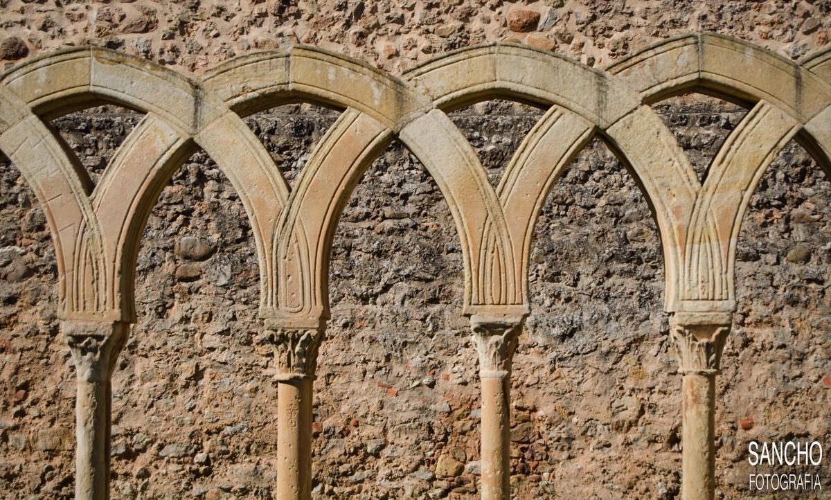 arco arquitectura medieval