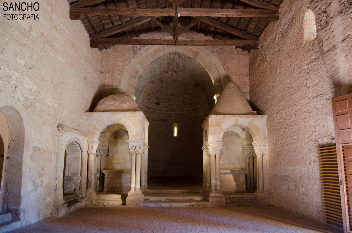 románico iglesia Castilla