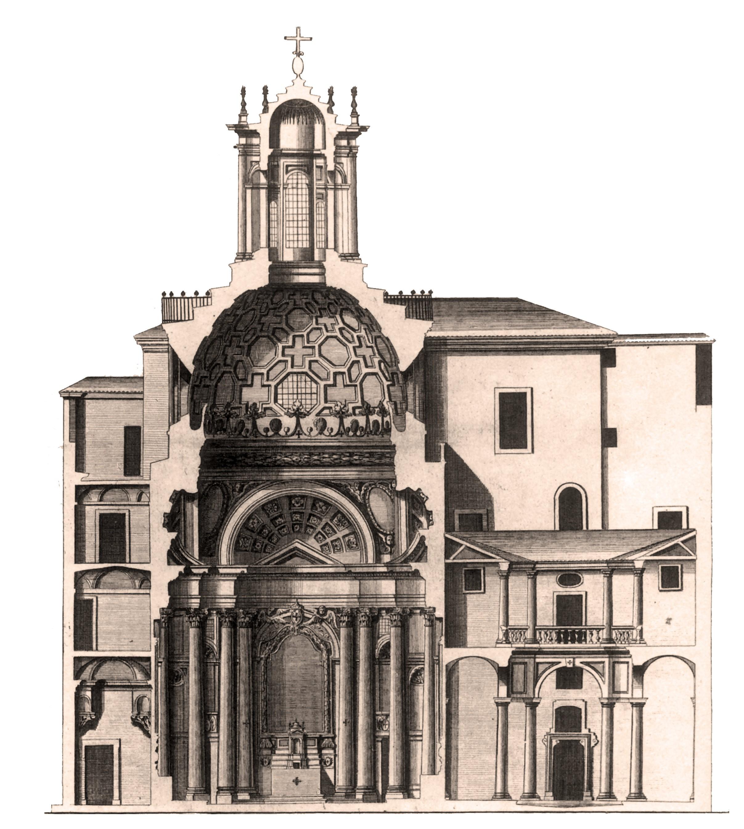 arte+arquitectura+roma+italia+barroco+borromini