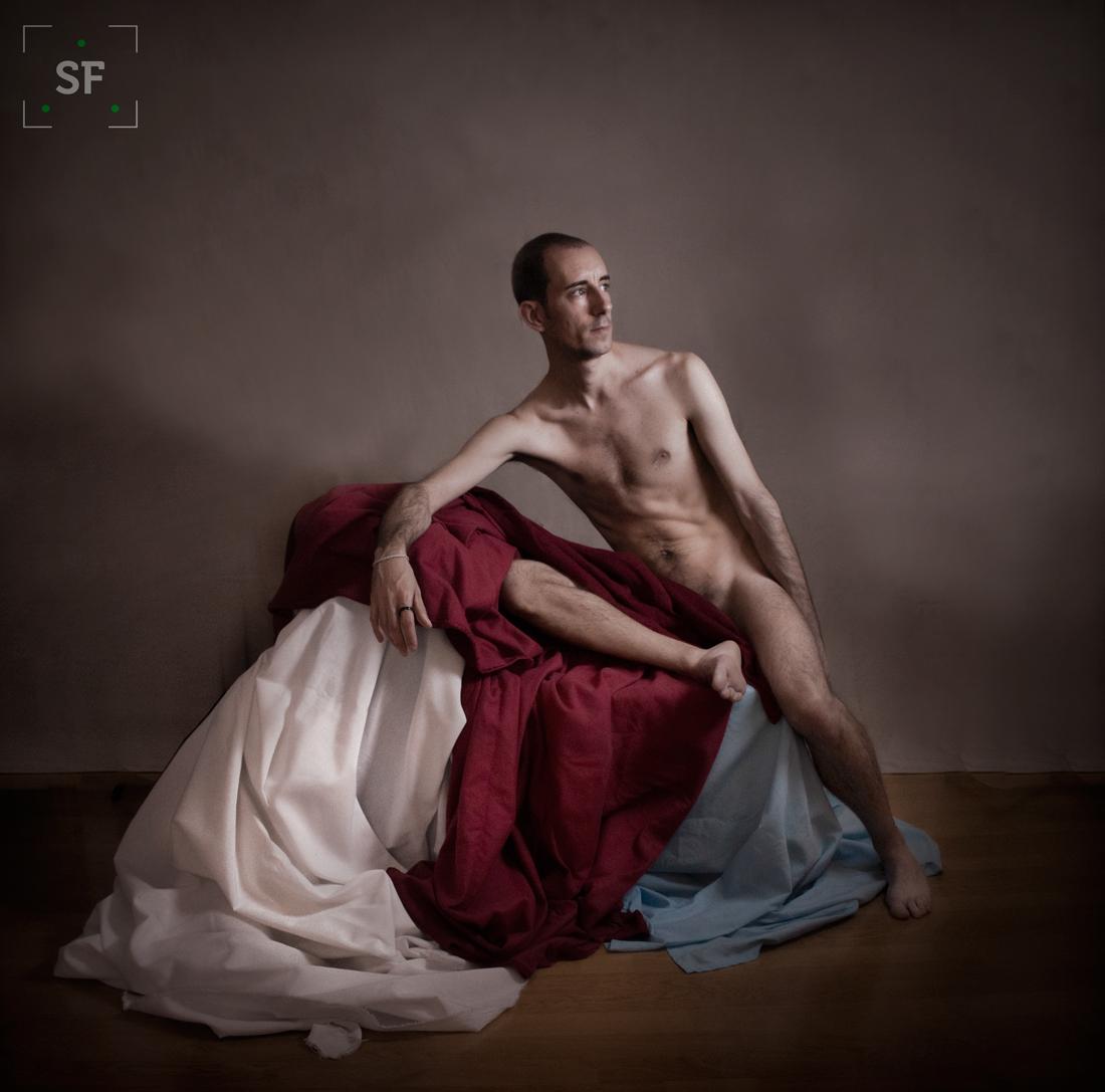 desnudo gay artístico