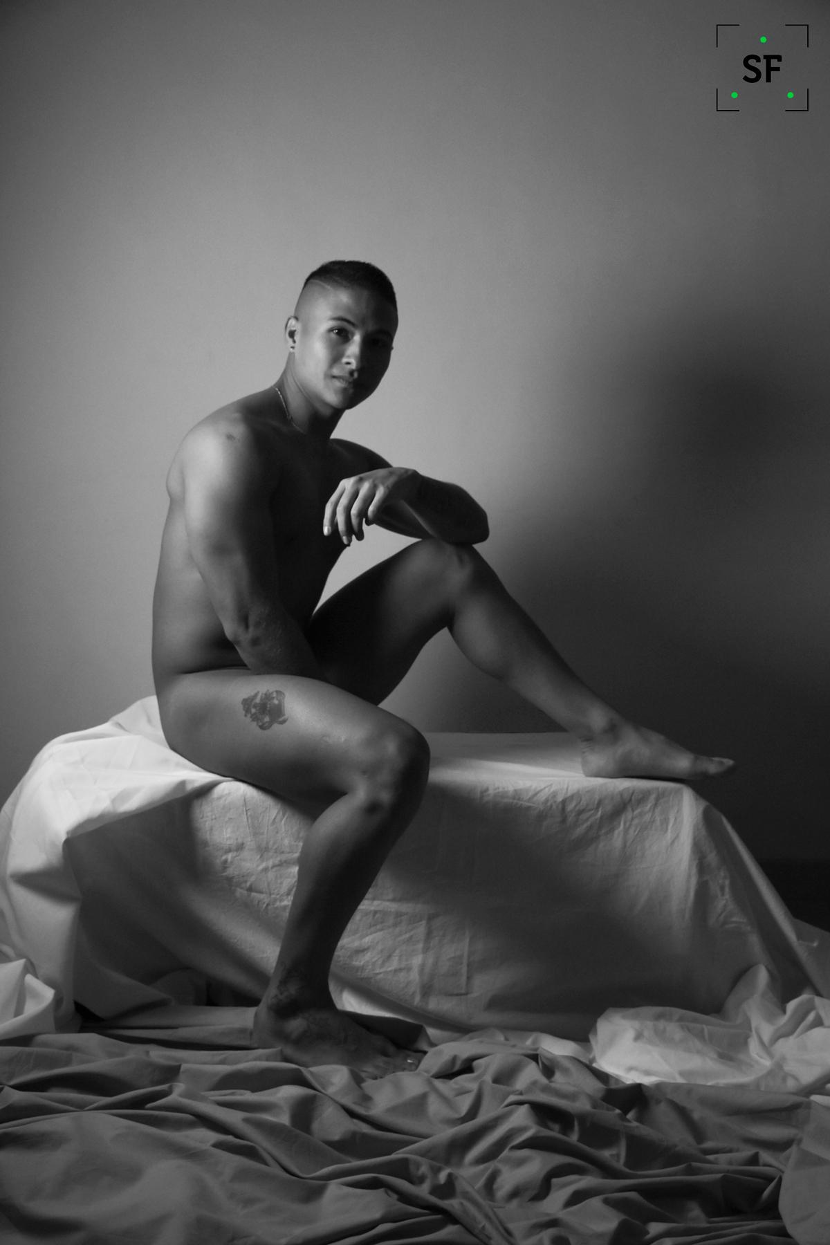 modelo fotógrafo fotografía guapo