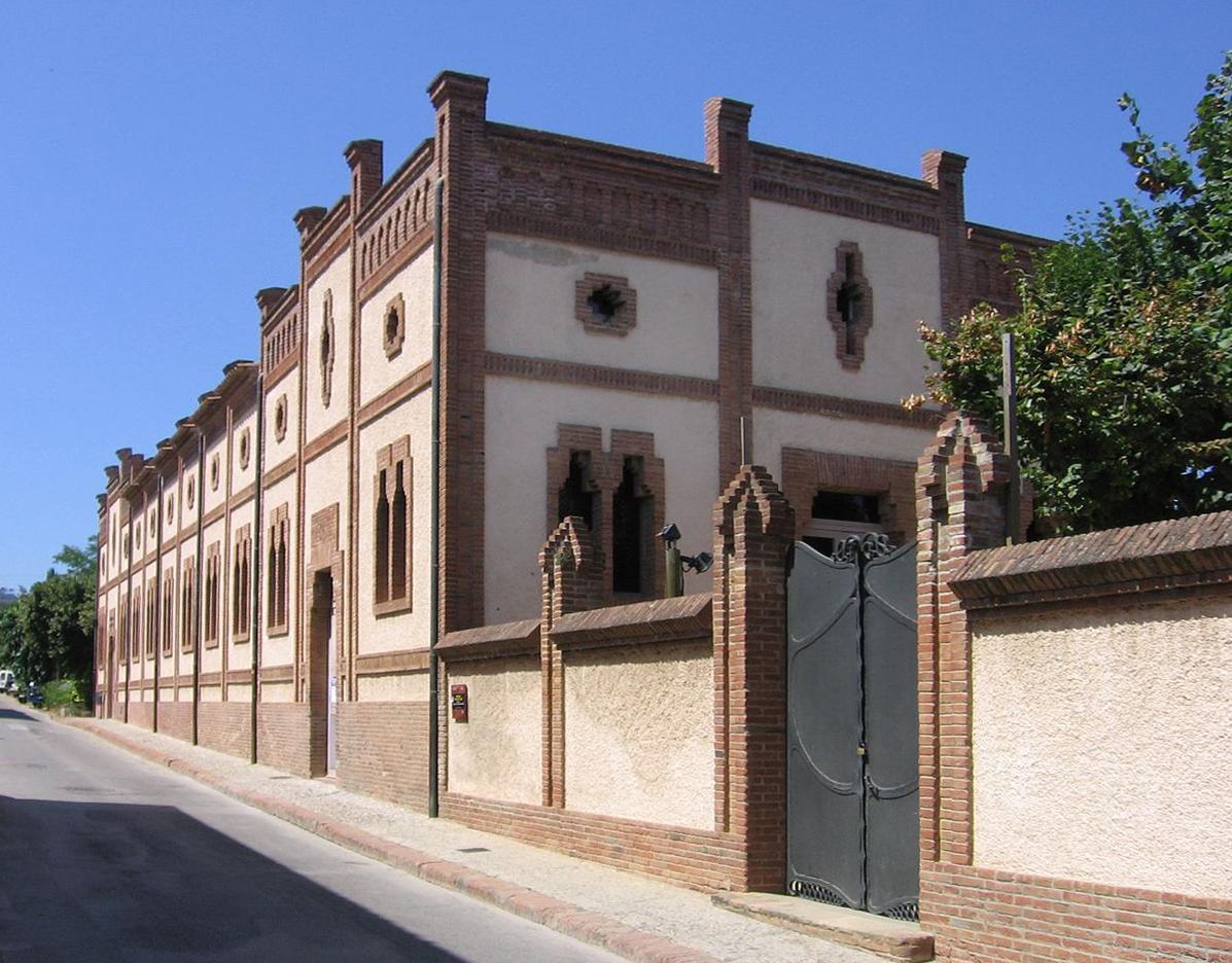 barcelona arquitectura
