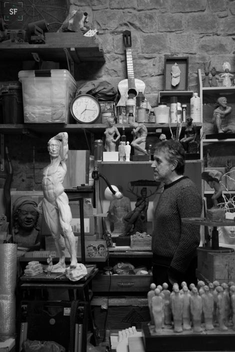 Barcelona atelier