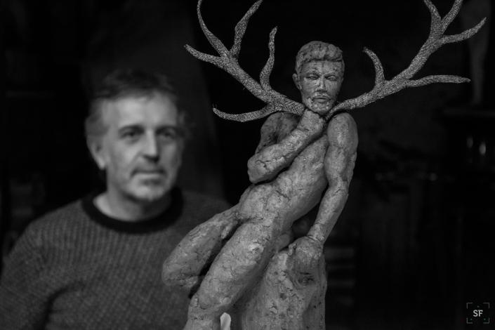 escultor escultura