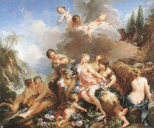 """""""El Rapto de Europa"""", 1732-1734, Col. Wallace, Londres"""