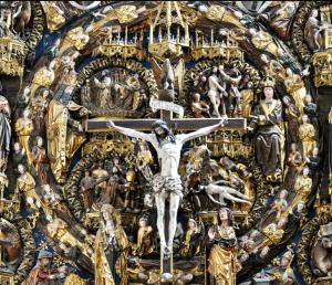 gotico-Burgos-Miraflores-escultura