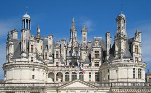 Tejados del Castillo de Chambord