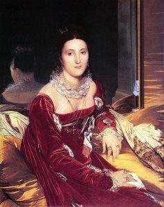 """Mme. de Sennones"" (1814)"