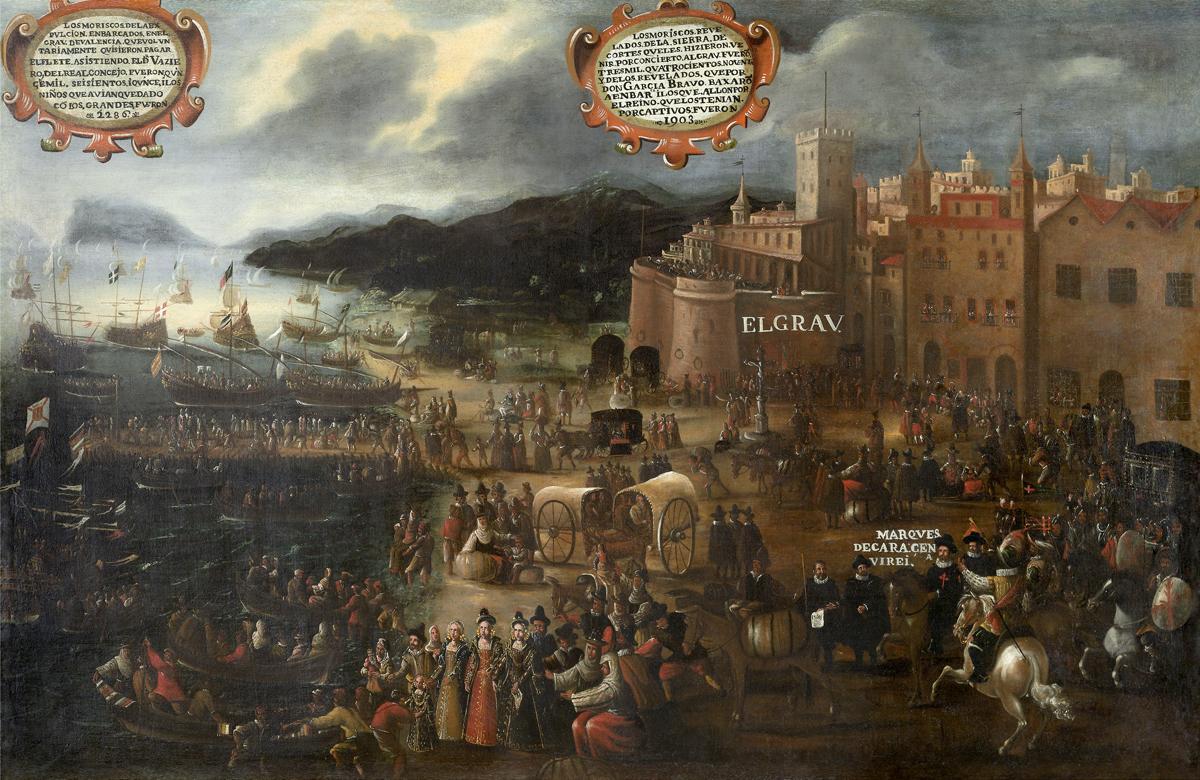 grau valencia historia moriscos españa