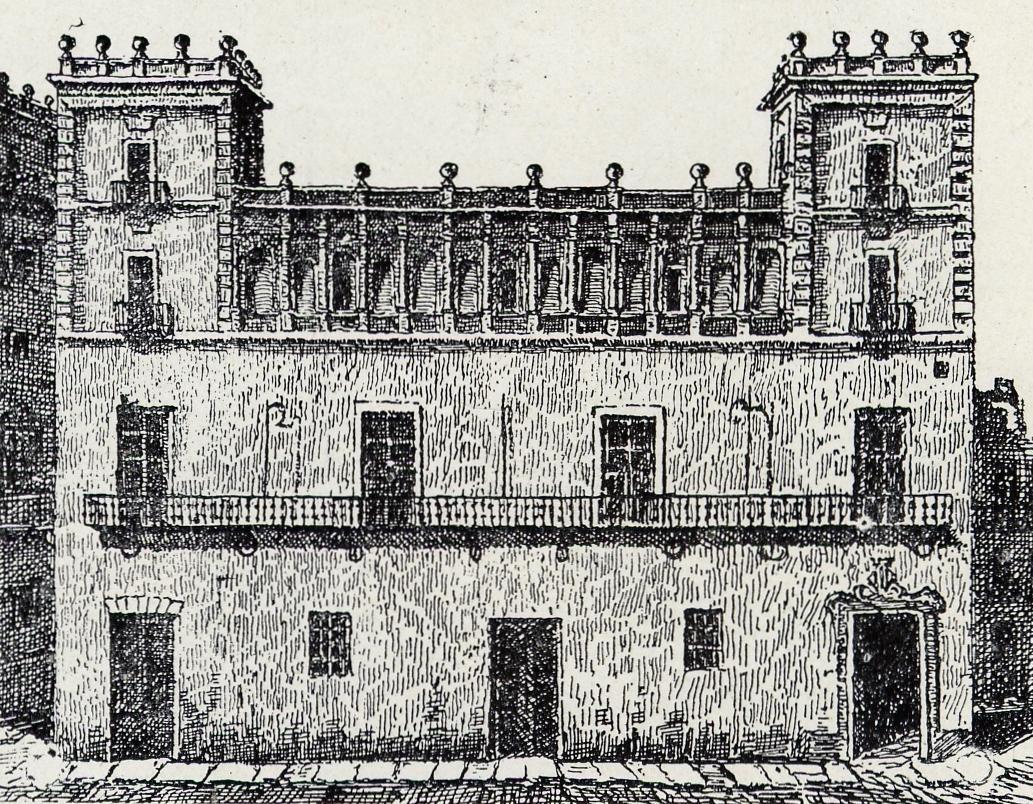 ayuntamiento arquitectura renacimiento