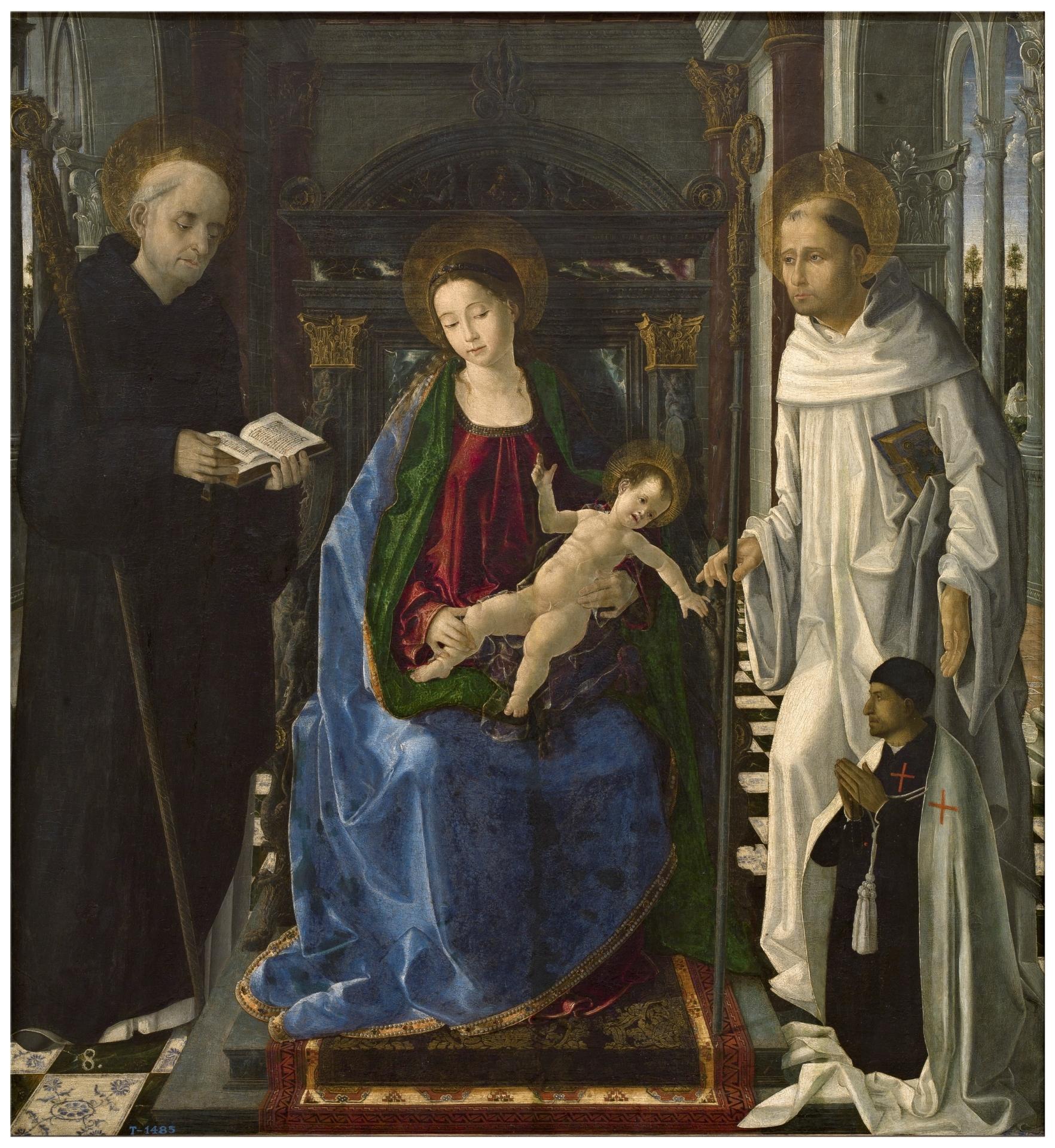 renacimiento pintura museo