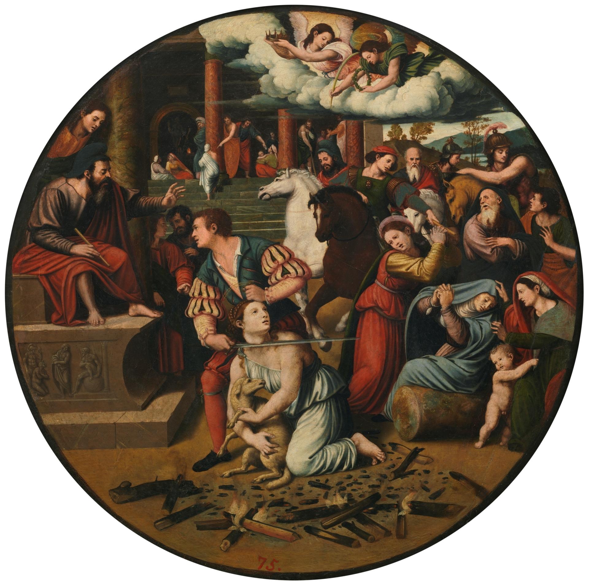 prado renacimiento pintura